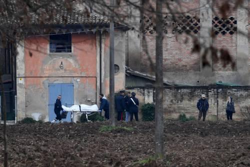 Bazzano, custode spara ai malviventi 4