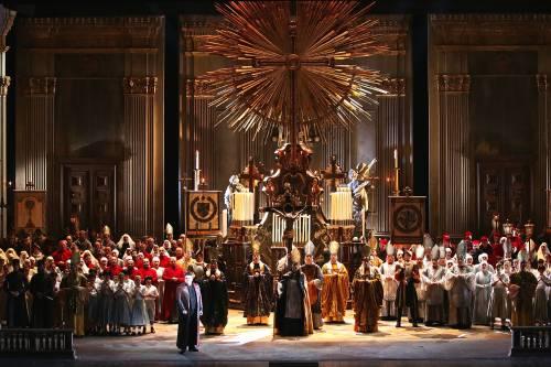 """Opera lirica """"travagliata"""" ricca di grandi melodie"""
