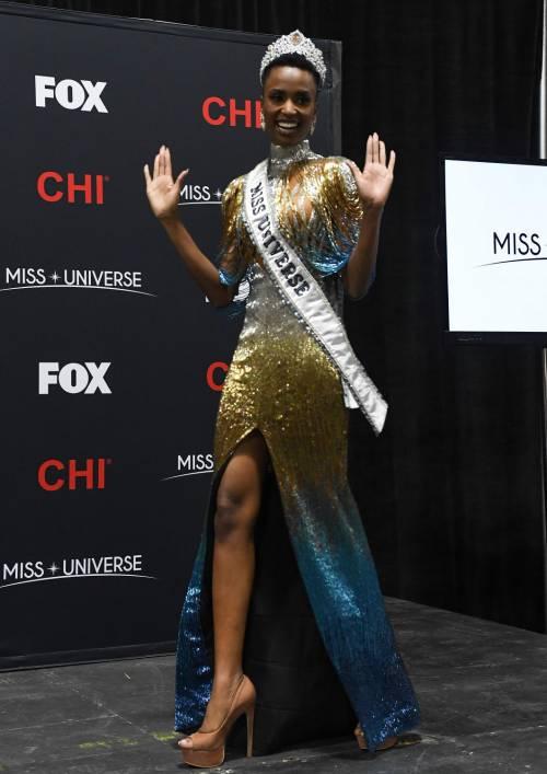 Ecco la vincitrice di Miss Universo 2019 4