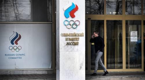La Russia è fuori dai Giochi olimpici 7