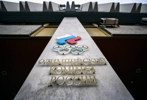 La Russia è fuori dai Giochi olimpici 8