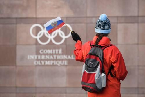 La Russia è fuori dai Giochi olimpici 2