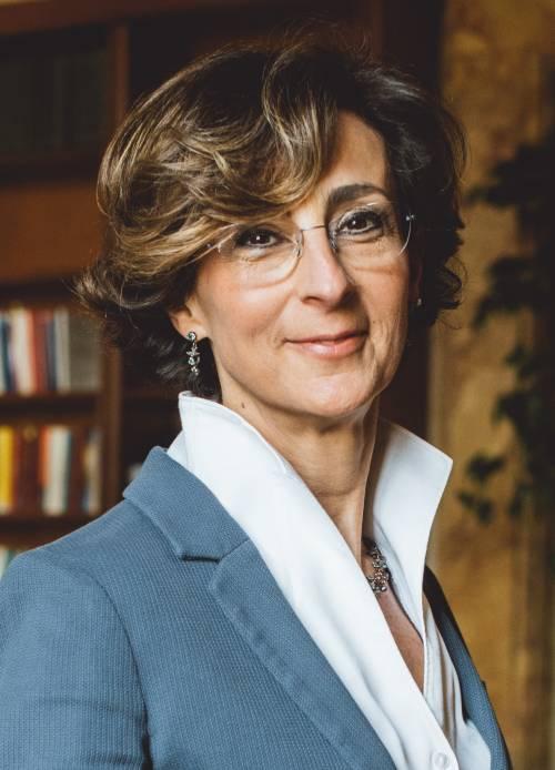 Presidente della Consulta Marta Cartabia positiva al test de