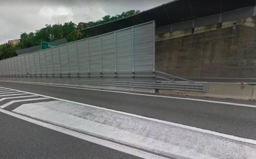 Autostrade, a rischio caduta le barriere antirumore