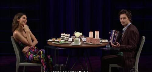 Kendall Jenner rivede Harry Style ad una cena particolare
