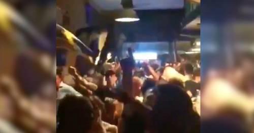 """Cori razzisti, gli ultras del Verona cantano: """"Niente negri, niente negri"""""""