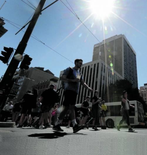 Ecco il giorno più caldo L'Australia soffoca in un'estate infernale