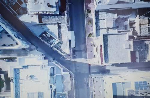 Brindisi, le immagini della città durante l'evacuazione 7