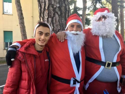 Derby di solidarietà tra i tifosi di Inter e Milan per il Gaslini 8