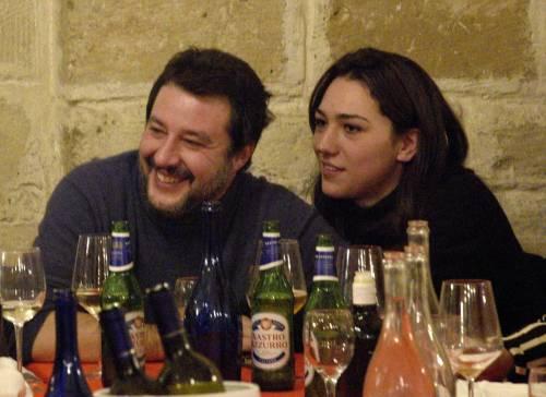 Firenze, un altro colpo a casa Verdini: i ladri anneriscono il ritratto di Salvini