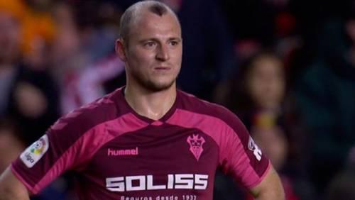 "Cori ""Zozulya nazista"": sospesa Rayo Vallecano-Albacete"