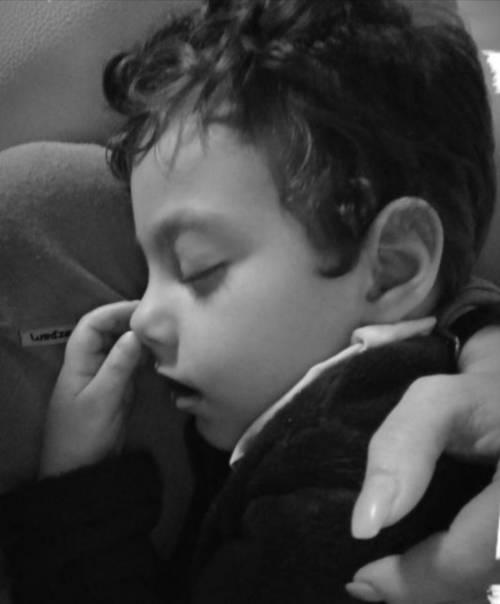 Samuel, a 5 anni affetto da una patologia unica al mondo