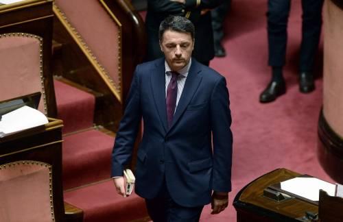 """Sfiducia, centrodestra compatto: """"Così Renzi salva la poltrona"""""""