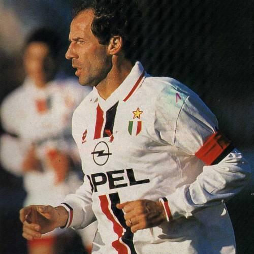 Franco Baresi, il capitano dei capitani che portò il Milan sul tetto del mondo