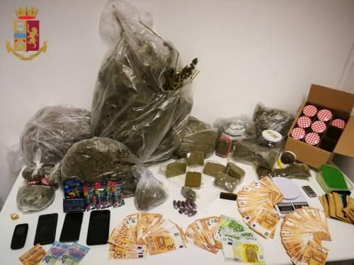 Usavano i social per la vendita di droga: arrestati 3 pusher