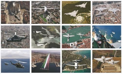 Le fotografie del calendario dell'Aeronautica Militare 3