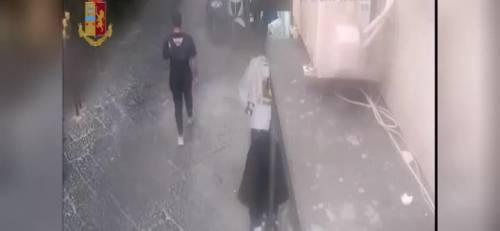 Anziana scippata nei Quartieri Spagnoli: preso il ladro grazie alla videosorveglianza