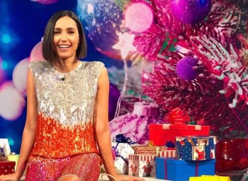 """Caterina Balivo sul Natale: """"A casa mia l'albero era un simbolo pagano"""""""