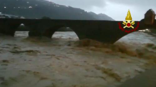 Italia nella morsa del maltempo: a Venezia torna l'acqua alta. Un morto in Friuli
