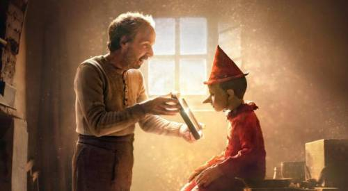"""Il """"Pinocchio"""" di Matteo Garrone seduce ma non conquista"""