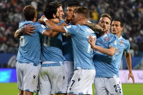 La Lazio batte 3-1 la Juventus a Riad e vince la Supercoppa Italiana