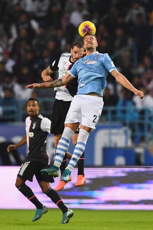 Supercoppa Italiana, le immagini più belle di Juventus-Lazio 3