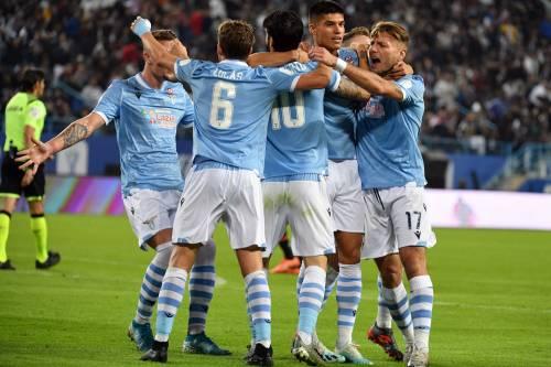 Supercoppa Italiana, le immagini più belle di Juventus-Lazio 4