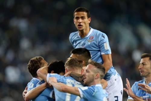 Supercoppa Italiana, le immagini più belle di Juventus-Lazio 2