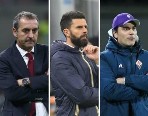 Serie A, è strage di allenatori. Quando il mister paga per tutti