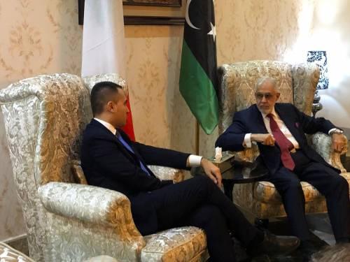 "Di Maio: ""In Libia serve salto di qualità"". Ma rischia di essere troppo tardi"