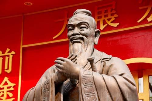 """Cina, l'""""aula Confucio"""": tra poesia e calligrafia"""