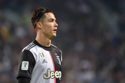 Non basta Cristiano Ronaldo La Juve si butta via a Verona