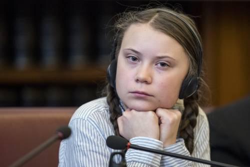 "Greta Thunberg si autoisola:"" Ho avuto i sintomi del Coronavirus"""