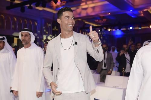 """Cristiano Ronaldo stupisce tutti: """"Voglio essere pronto per Hollywood"""""""