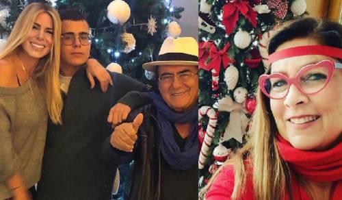 Al Bano Carrisi passa il Natale con Loredana Lecciso. Romina Power chiarisce