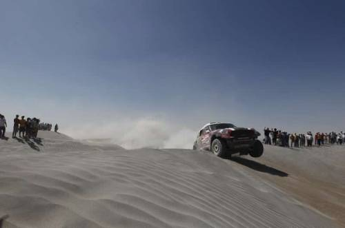 Dakar 2020: tra la sfida di Alonso e il sogno di Sabine