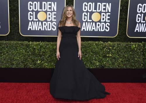 Jennifer Aniston sfoggia un anello simile a quello di Brad Pitt