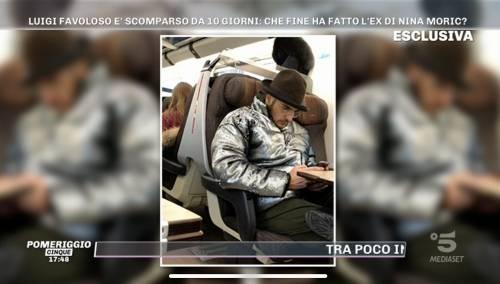 Luigi Favoloso scomparso da Torre del Greco, avvistato su un treno per Milano