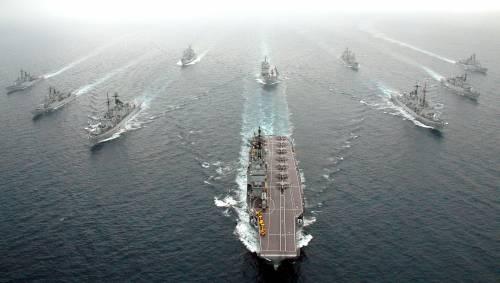 """L'ultima proposta dell'Ue sulla Libia: """"Blocco navale con la missione Sophia"""""""