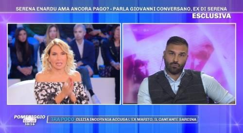 """La furia di Giovanni Conversano contro Serena Enardu: """"Malata di visibilità"""""""