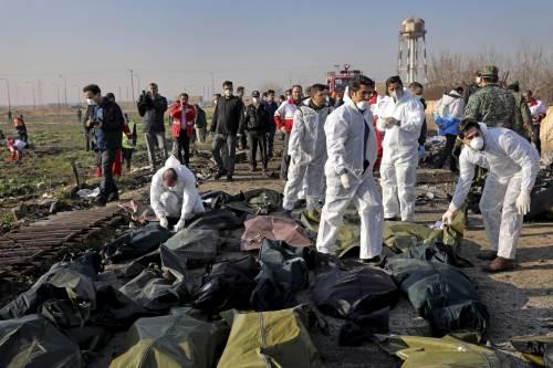"""Iran, Zarif: """"In prigione responsabile incidente aereo"""""""