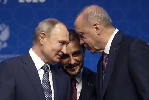 Putin rompe con Erdogan: rischio guerra