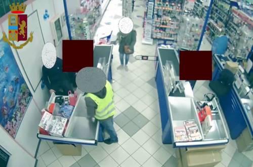 Rapinatore seriale di esercizi commerciali arrestato a Milano 2