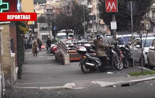 """Quartiere Aurelio nel caos, i commercianti: """"Le chiusure della metro ci hanno rovinato"""""""