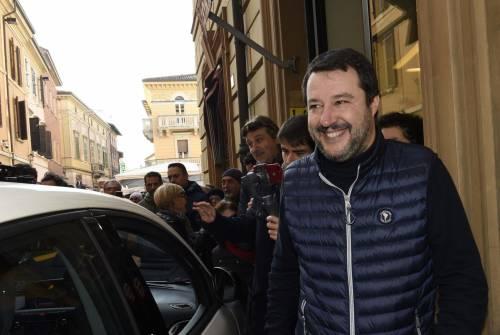 """Salvini in campo contro il razzismo: """"Invito anche Liliana Segre"""""""