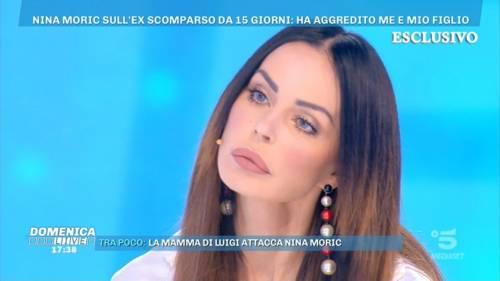"""Nina Moric choc su Favoloso: """"Ha toccato Carlos, poi le urla"""""""