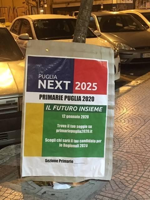 Primarie in Puglia: i quattro candidati nei seggi per votare 5