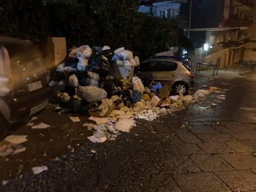 Rifiuti Napoli 7