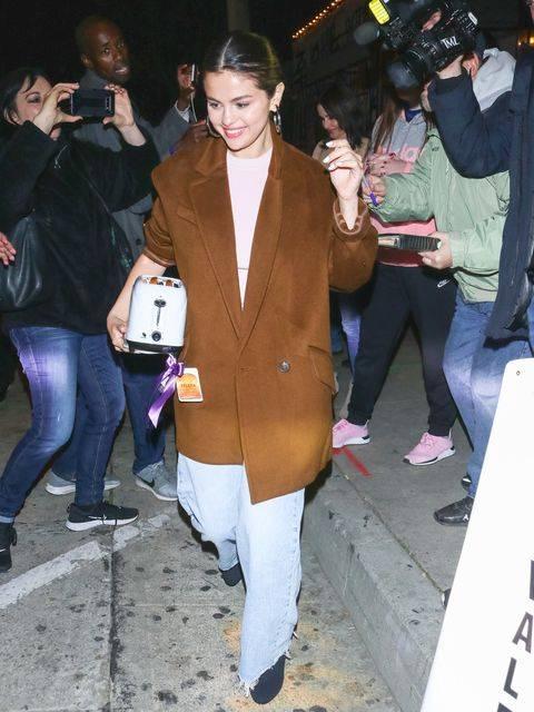 Selena Gomez e Haley Bieber a cena nello stesso locale