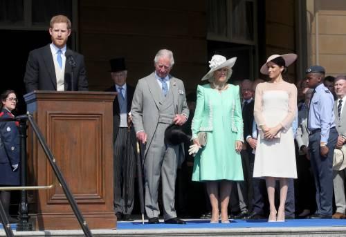 Meghan Markle e il Principe Harry: l'amore in foto 6